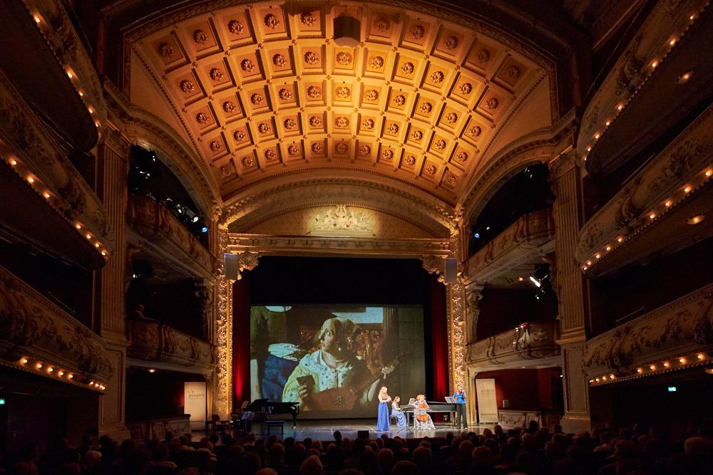 Festspiele MV Foto von Oliver Borchert