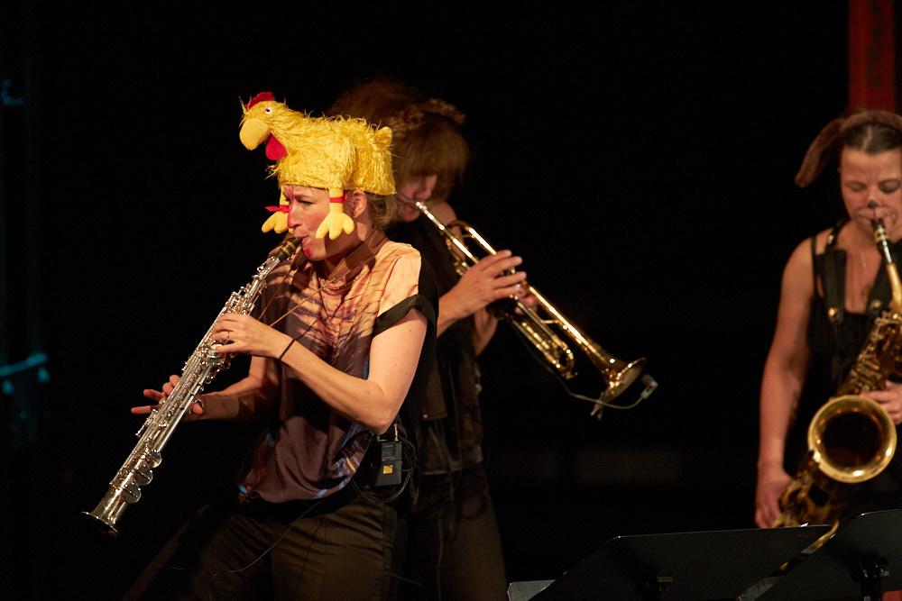 JazzBaltica allstars Foto von Oliver Borchert