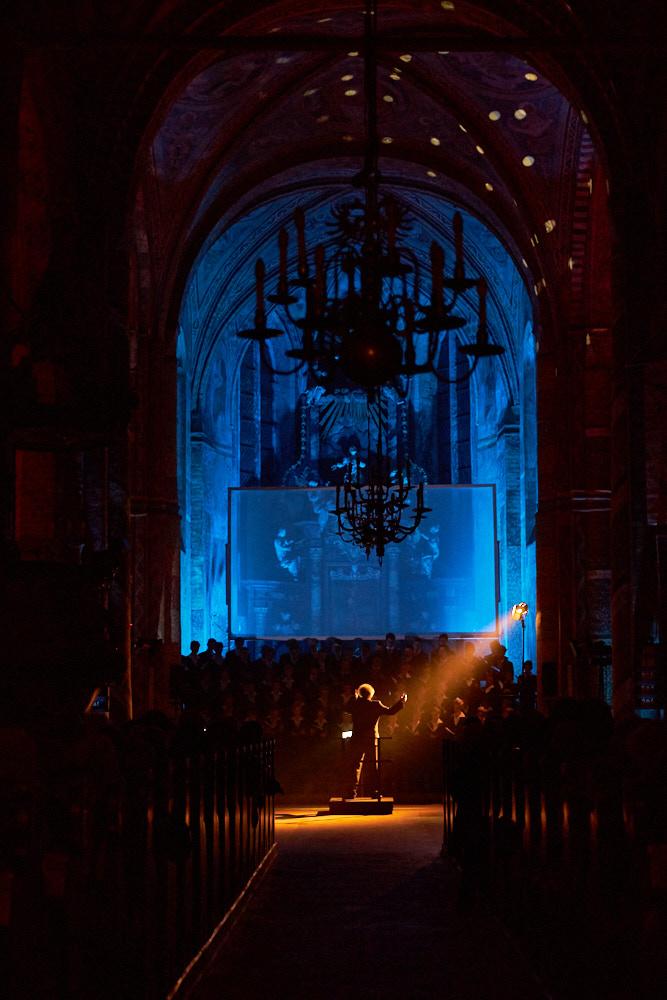 Dresdner Kreuzchor Foto von Oliver Borchert