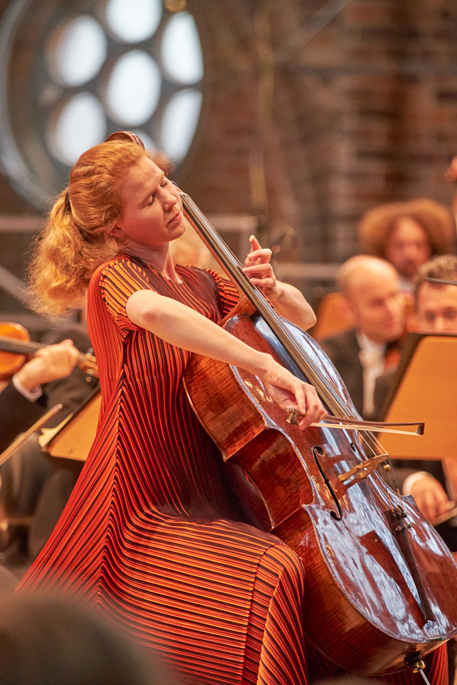 Harriet Krijgh bei Festspiele MV Foto von Oliver Borchert