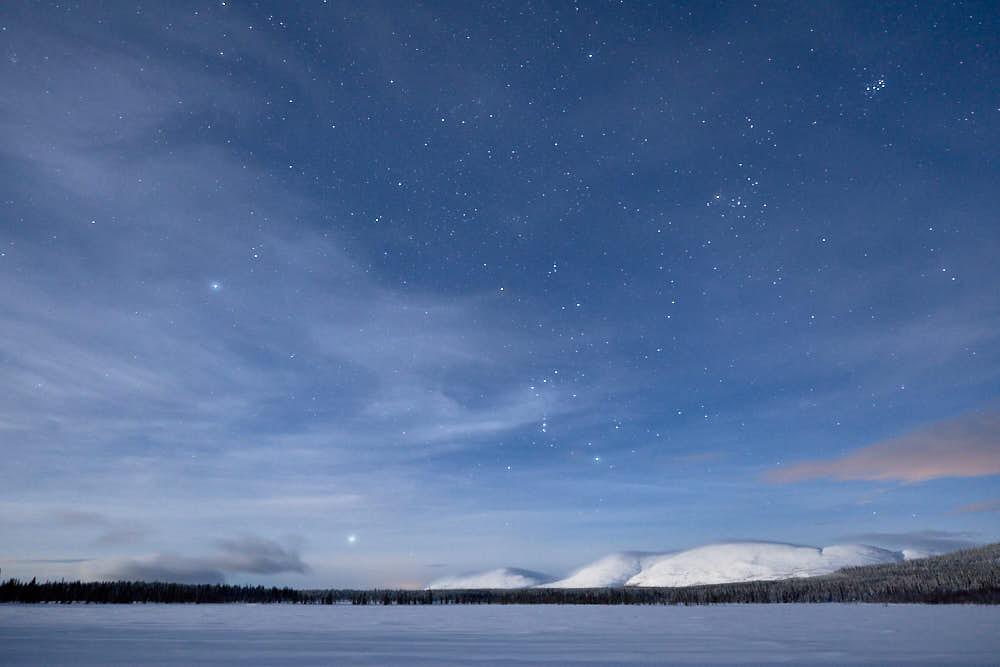Pallastunturi, Finnland, Lappland, Naturfotografie von olbor Oliver Borchert aus Schwerin