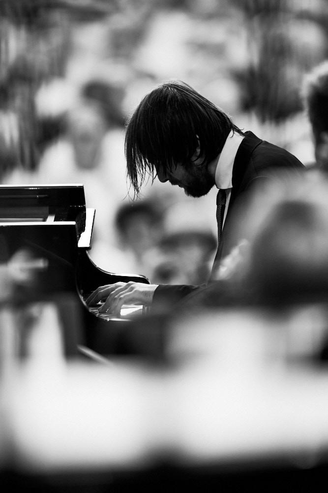 Daniil Trifonov Foto von Oliver Borchert