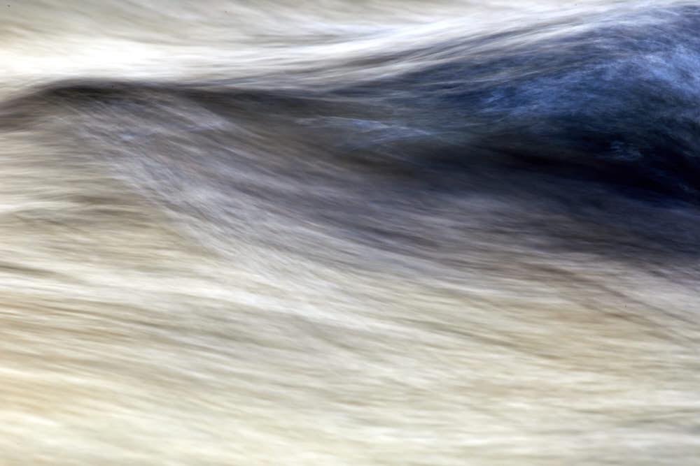 Welle, Naturfotografie von olbor Oliver Borchert aus Schwerin