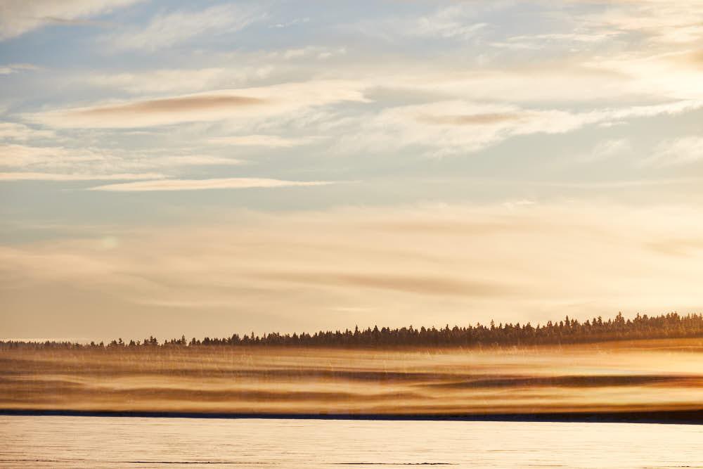 Lappland, Naturfotografie von olbor Oliver Borchert aus Schwerin
