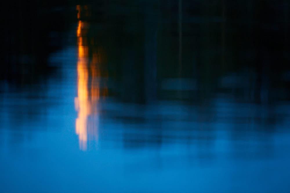 Ostseespiegelung, Naturfotografie von olbor Oliver Borchert aus Schwerin