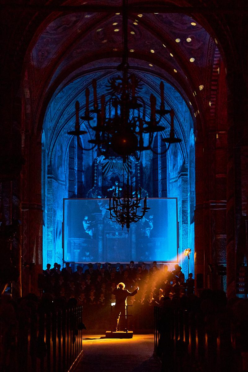 Dresdner Kreuzchor @ St.-Marien-Kirche Bergen