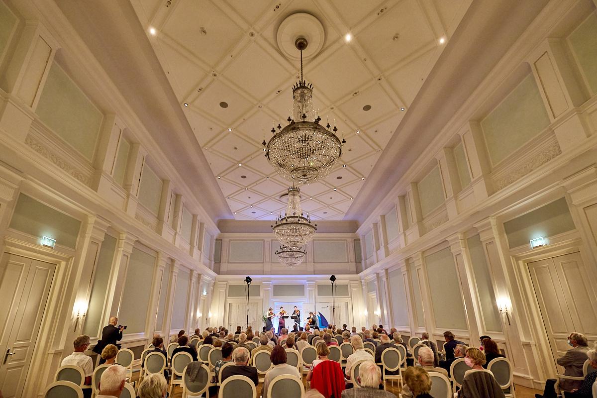 Kammermusik im Ballsaal
